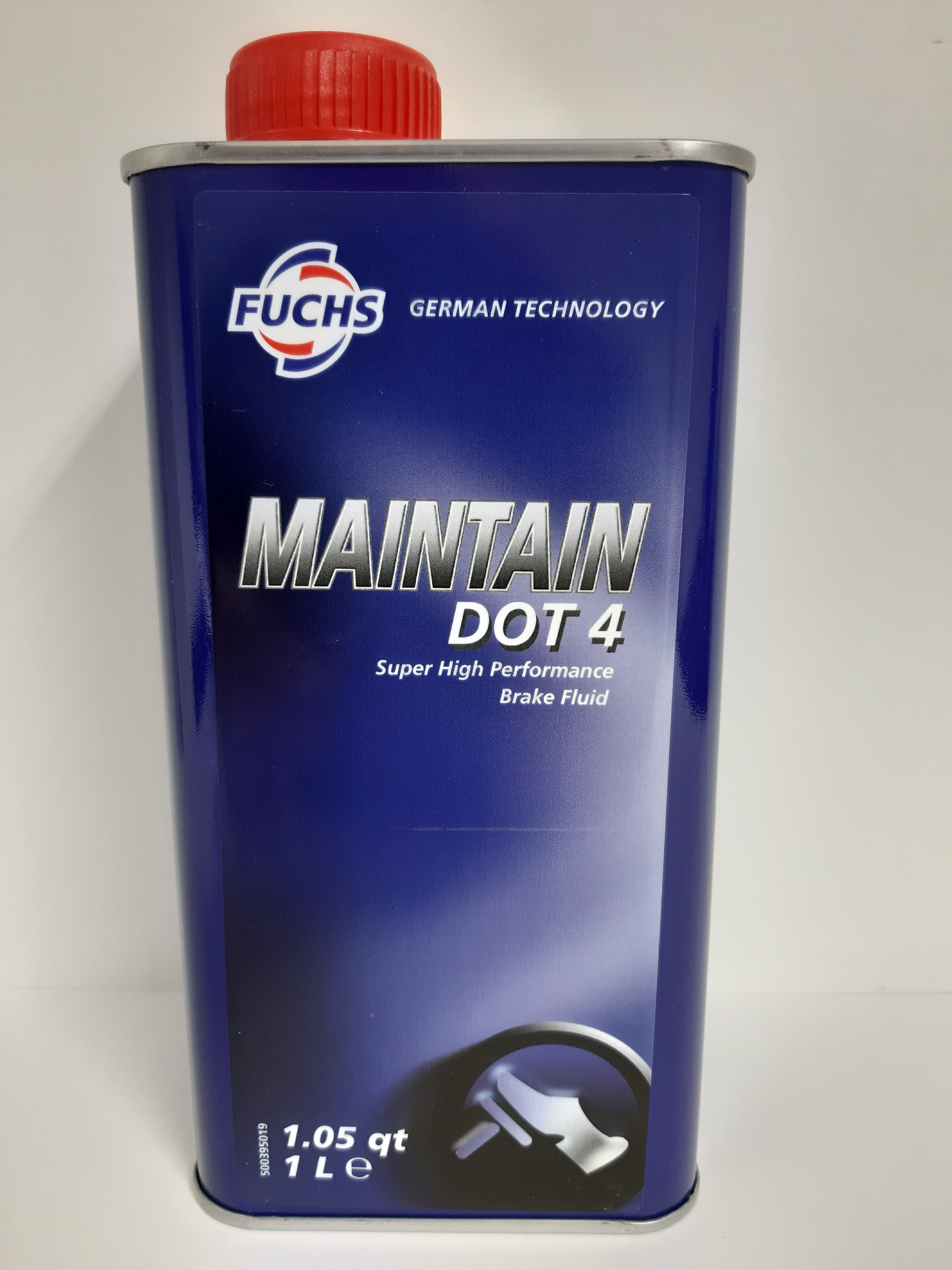 FUCHS MAINTAIN DOT 4 1L