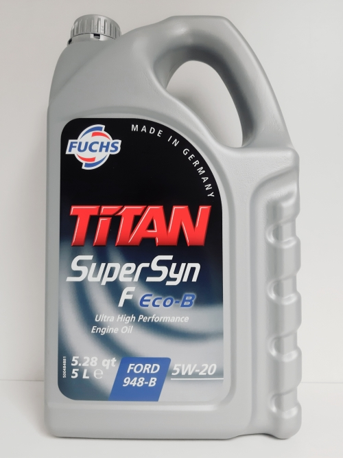 FUCHS TITAN SUPERSYN F ECO-B 5W20 5L