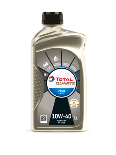 TOTAL QUARTZ 7000 ENERGY  10W40 1L