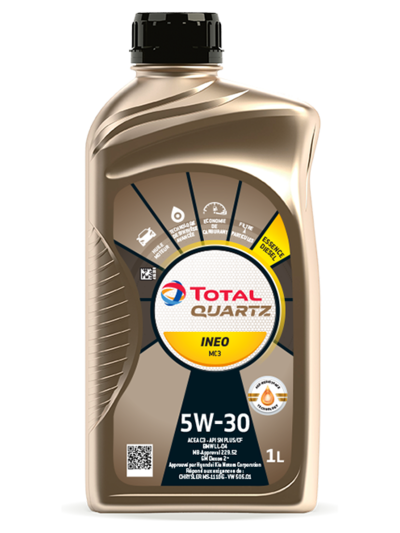 TOTAL QUARTZ INEO MC3 5W30 1L