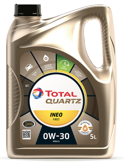 TOTAL QUARTZ INEO FIRST 0W30 5L