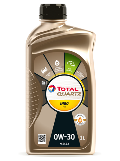 TOTAL QUARTZ INEO FDE 0W30 1L