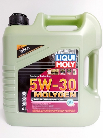 LIQUI MOLY NEW GENERATION DPF 5W30 4L
