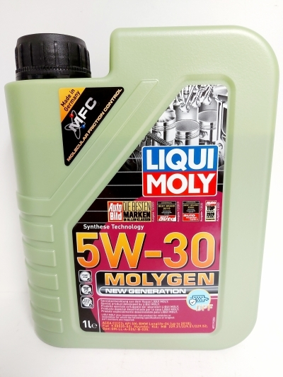 LIQUI MOLY NEW GENERATION DPF 5W30 1L