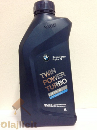BMW TWINPOWER TURBO LL04 5W30 1L