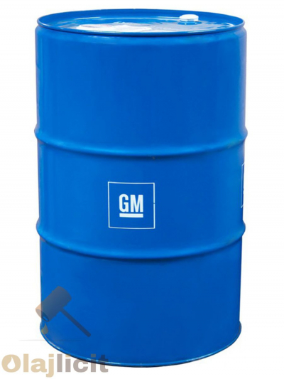 OPEL-GM MOTOR OIL 10W40 60L