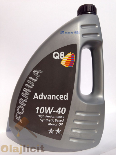 Q8 ADVANCED 10W40 4L