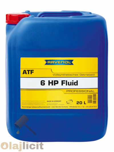 RAVENOL ATF 6 HP FLUID 20L