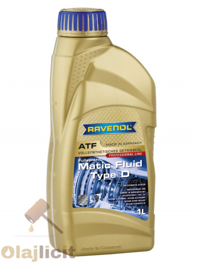 RAVENOL ATF MATIC FLUID TYPE D 1L