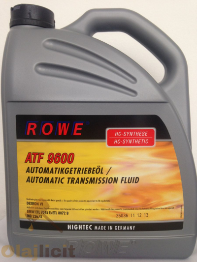 ROWE HIGHTEC ATF 9600 5L