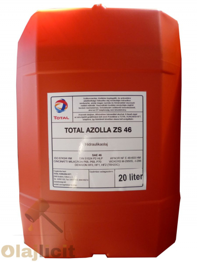 TOTAL AZOLLA ZS 46 20L