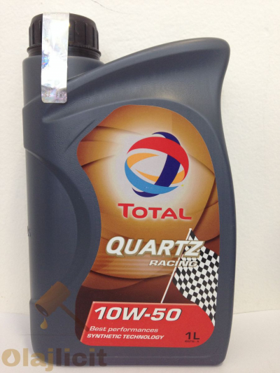 TOTAL QUARTZ RACING 10W50 1L